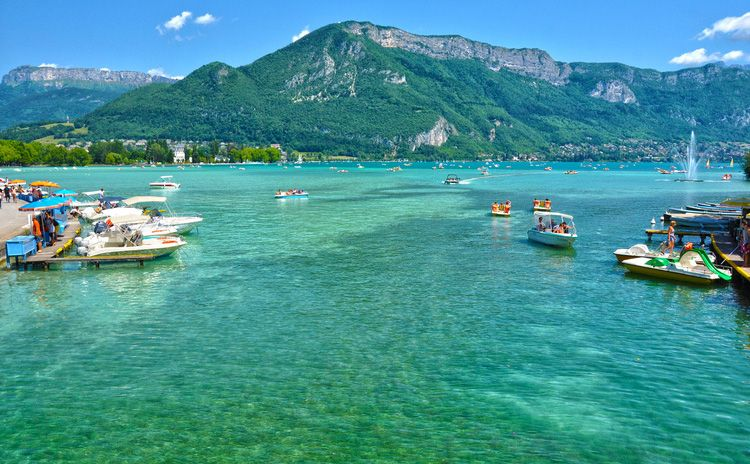 Annecy - Full Day Tour
