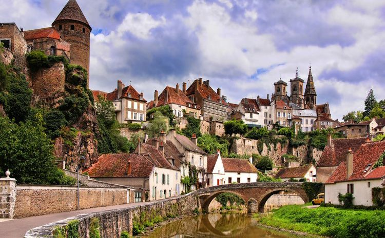 Burgundy Wine tour - Full Day Tour