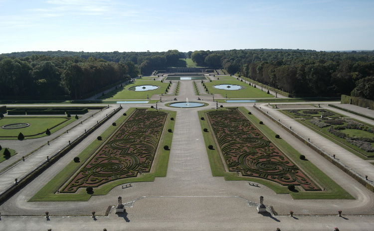 Vaux le Vicomte castle - Half Day Tour