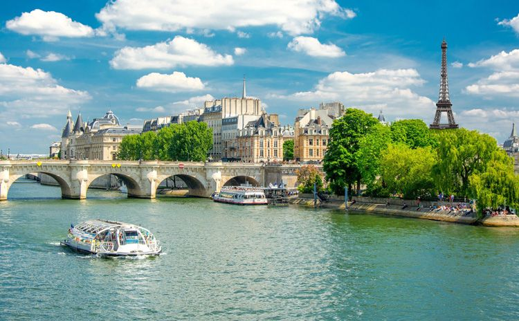 Paris - Full Day Tour