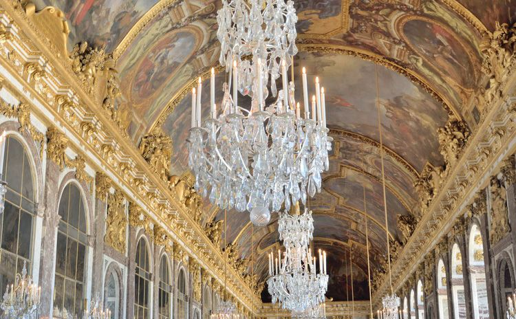 Versailles palace - Half Day Tour