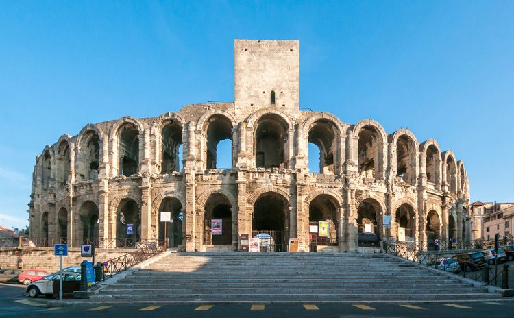 Arles & Camargue - Full Day Tour