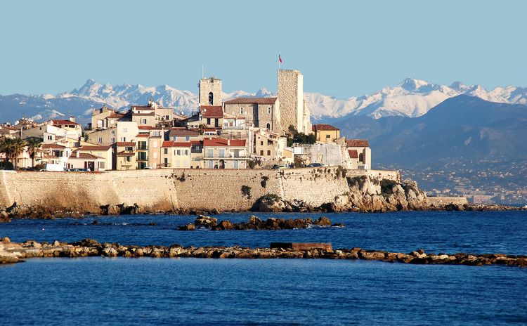 Cannes - Antibes - Mougins - Half Day Tour