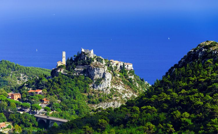 Nice, Eze, Monaco, Cannes & Antibes - Full Day Tour