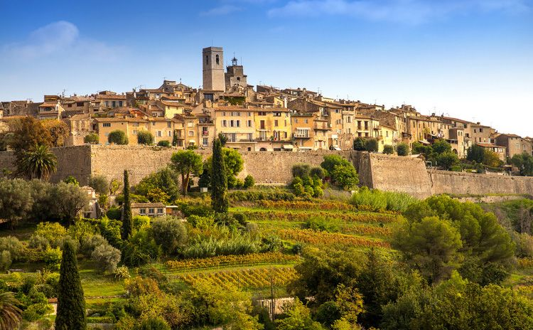 Saint Paul de Vence - Biot - Half Day Tour
