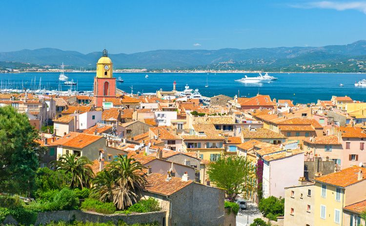 Saint Tropez - Full Day Tour
